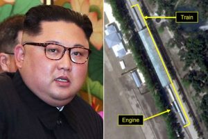 L'armée Américaine dévoile les images satellitaires de l'endroit où se trouve Kim Jong-Un