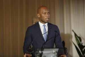 """""""La renaissance"""" : Découvrez l'incroyable projet de Drogba pour le foot ivoirien ."""
