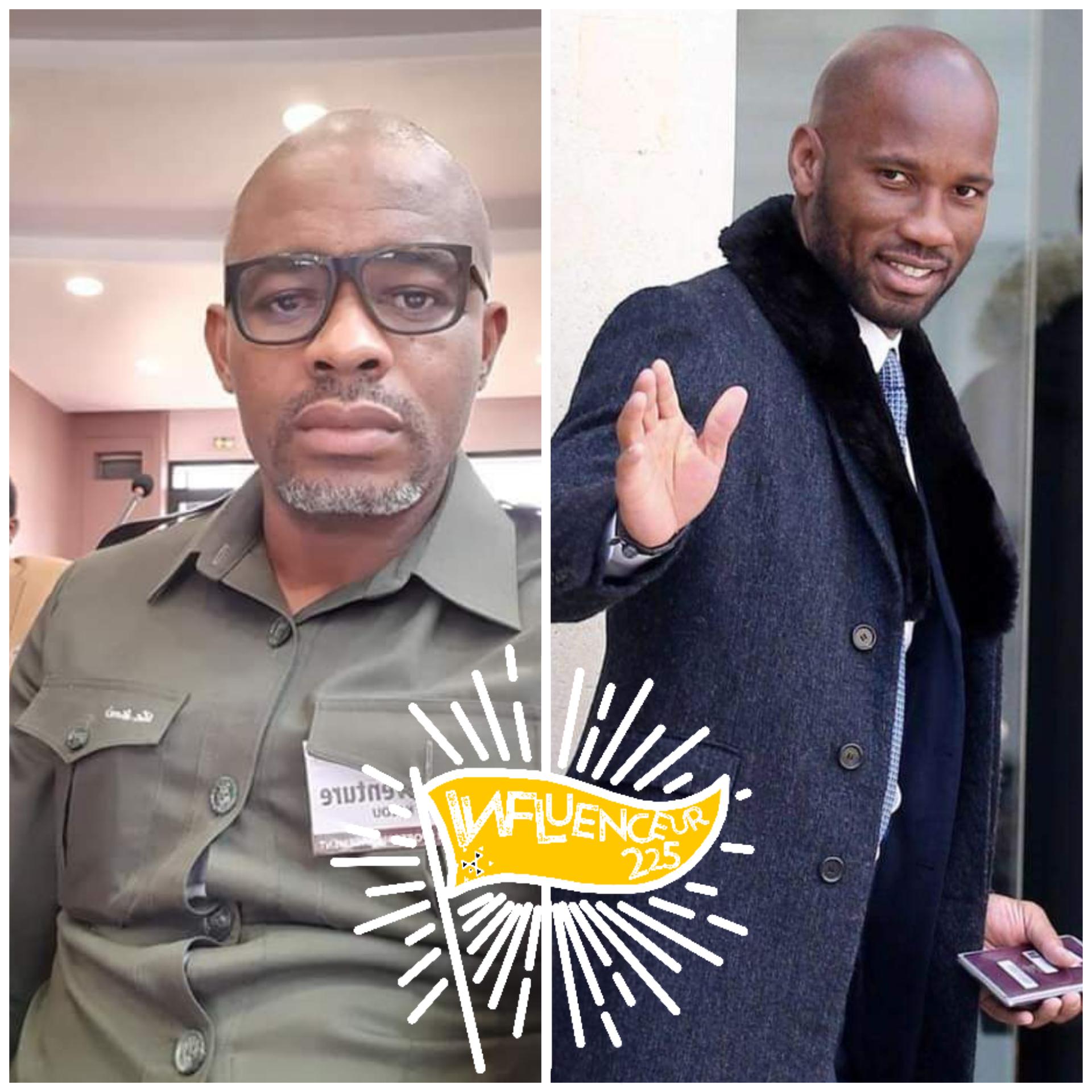 Kalou dénonce les dérives sur la toile à propos de l'élection de Drogba à la tête de la FIF