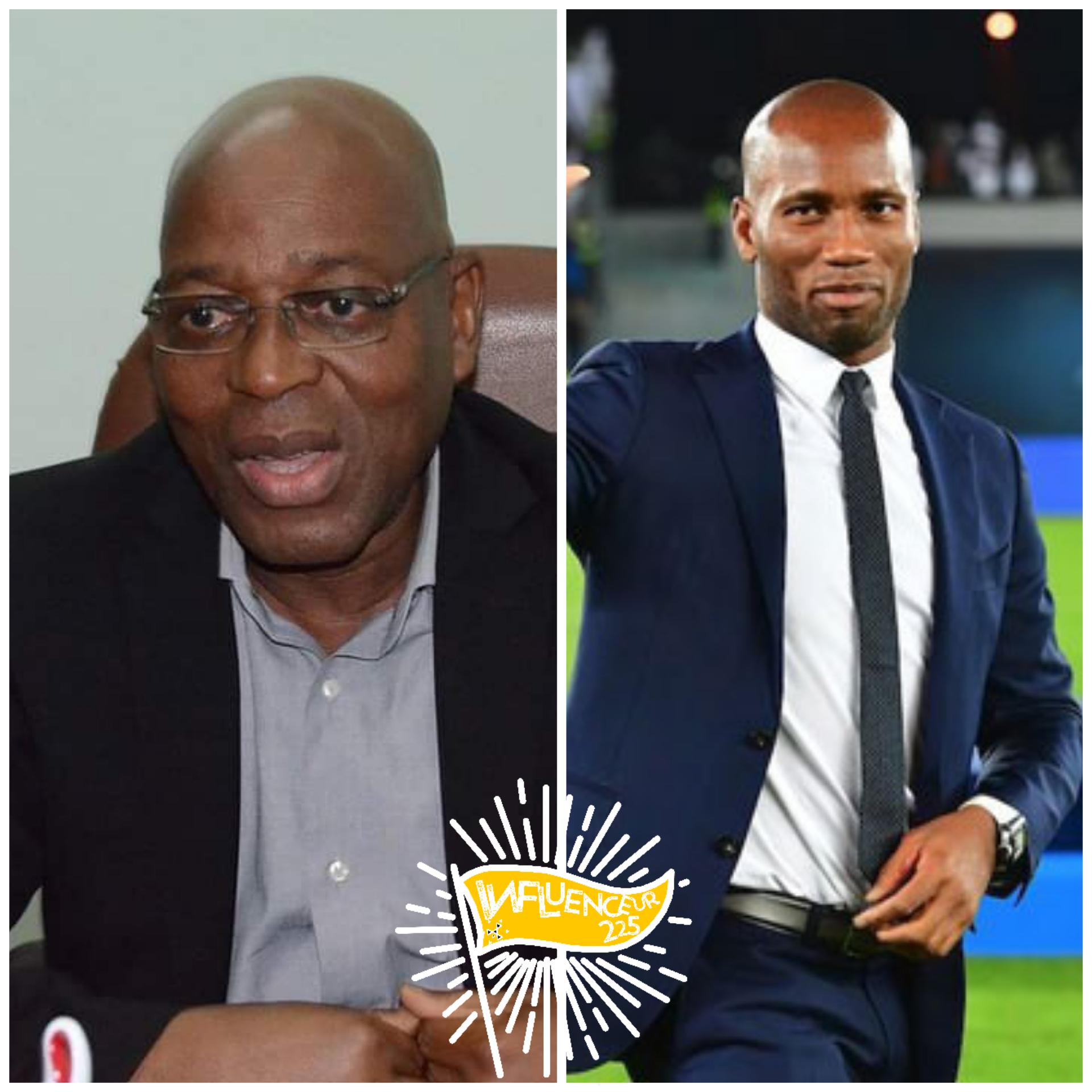 Election à la FIF: Didier Drogba obtient un soutien de taille