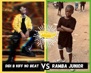 Ramba Junior met Didi B au pas