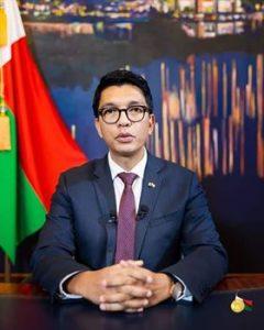 le président Malgache