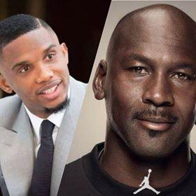 Samuel Eto'o:«Si Michael Jordan était Africain,ils diraient qu'il n'est pas le meilleur»