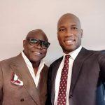 Basile Boly parle de Didier Drogba