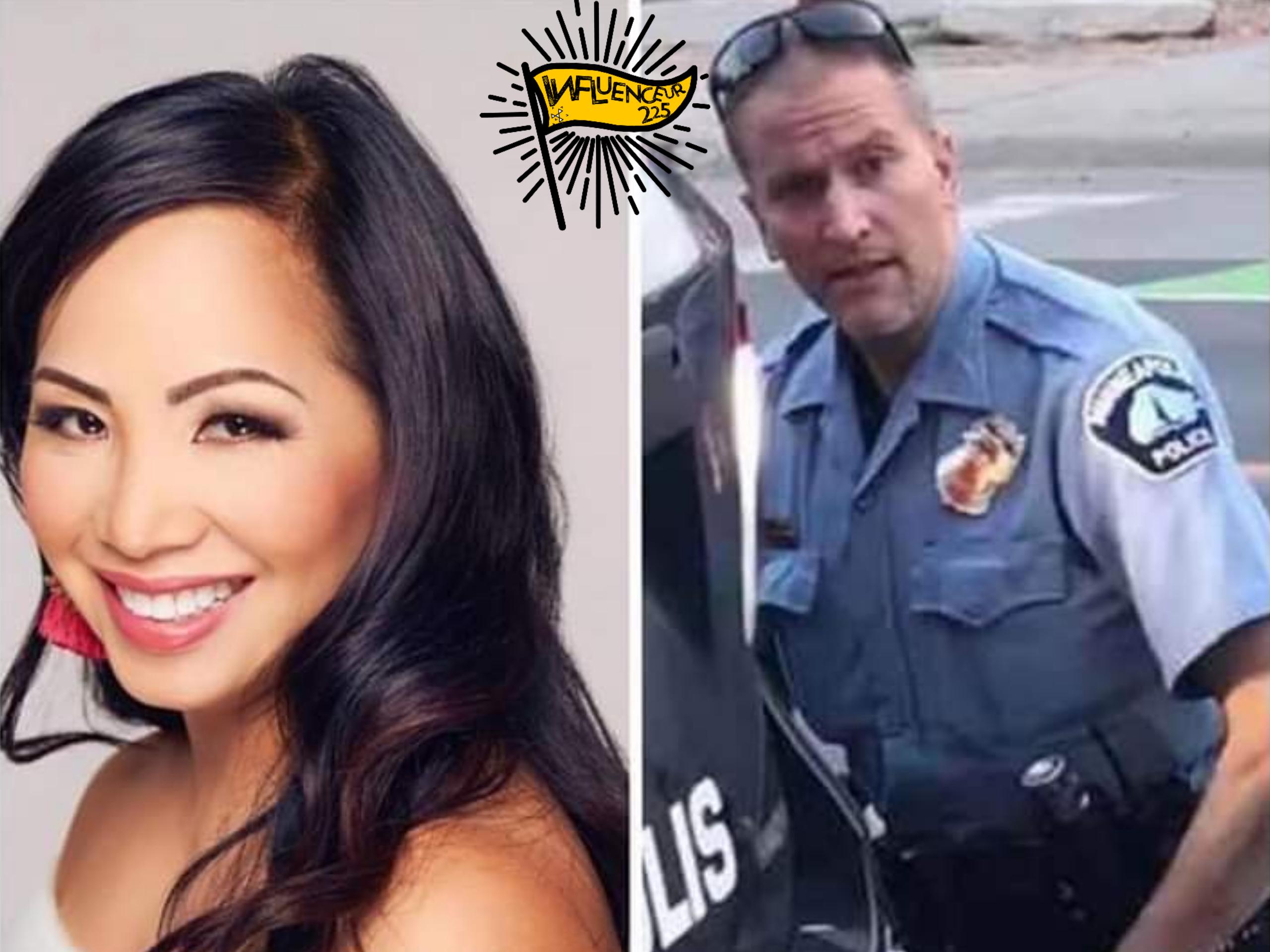 Le policier blanc qui a tué George Floyd abandonné par sa femme